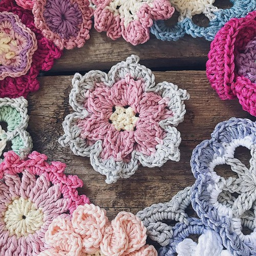The L.A. Sunflower - Free Pattern