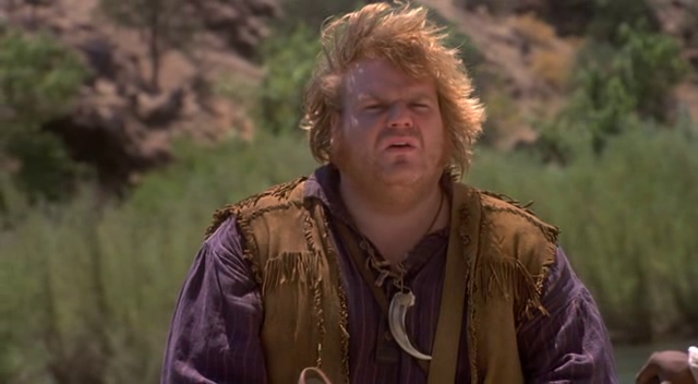 Chris Farley Almost Heroes