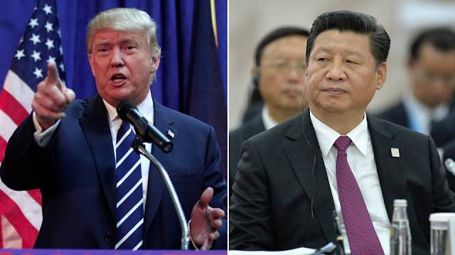 Mỹ áp đặt lệnh trừng phạt lên cơ quan quân sự Trung Quốc