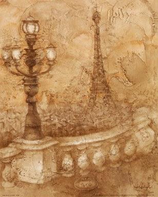 Imágenes Retro para Fiestas con el Tema París.