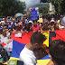 (Imágenes) Así transcurrió marcha estudiantil en Valera