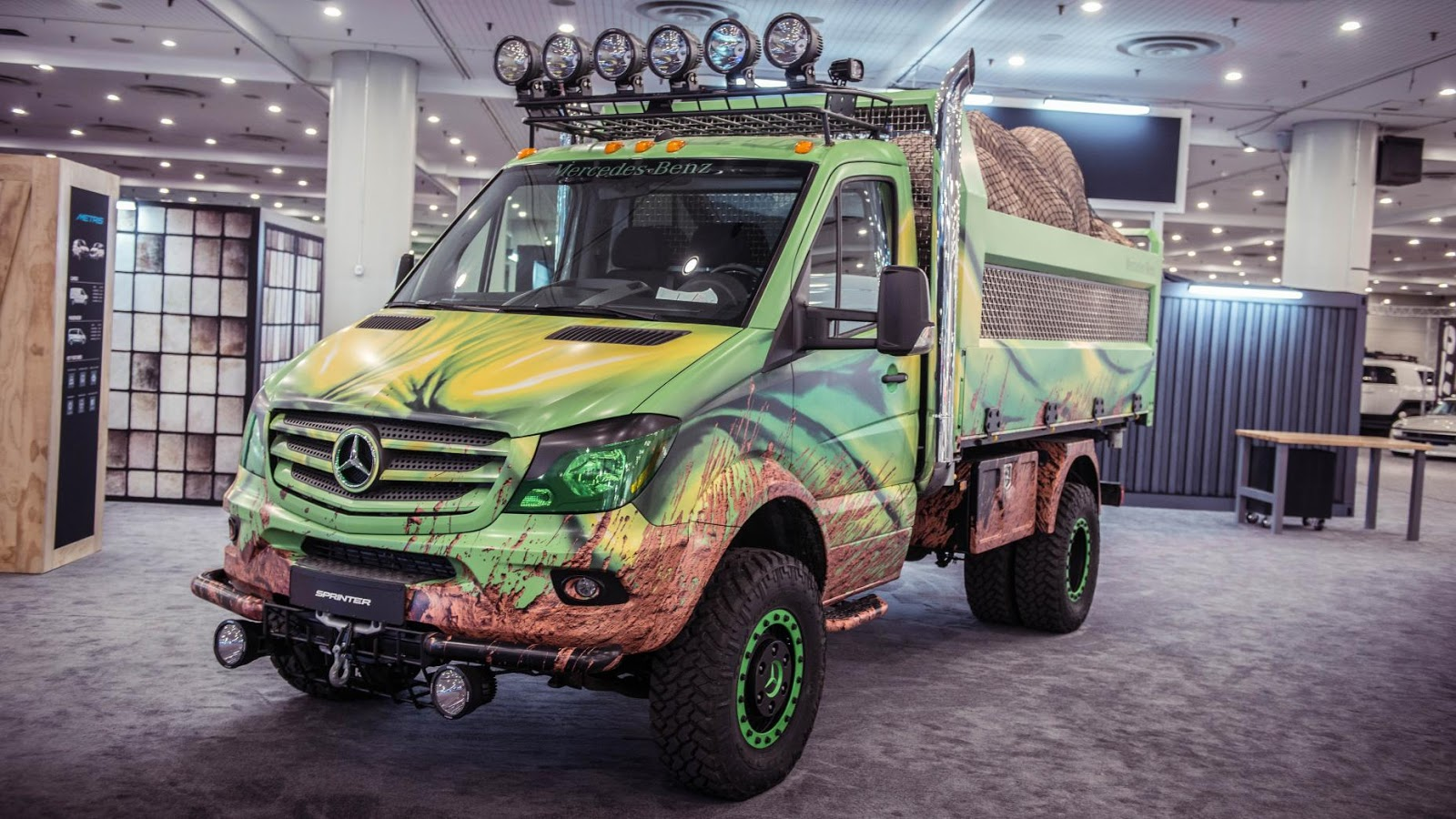 Mercedes Sprinter Extreme
