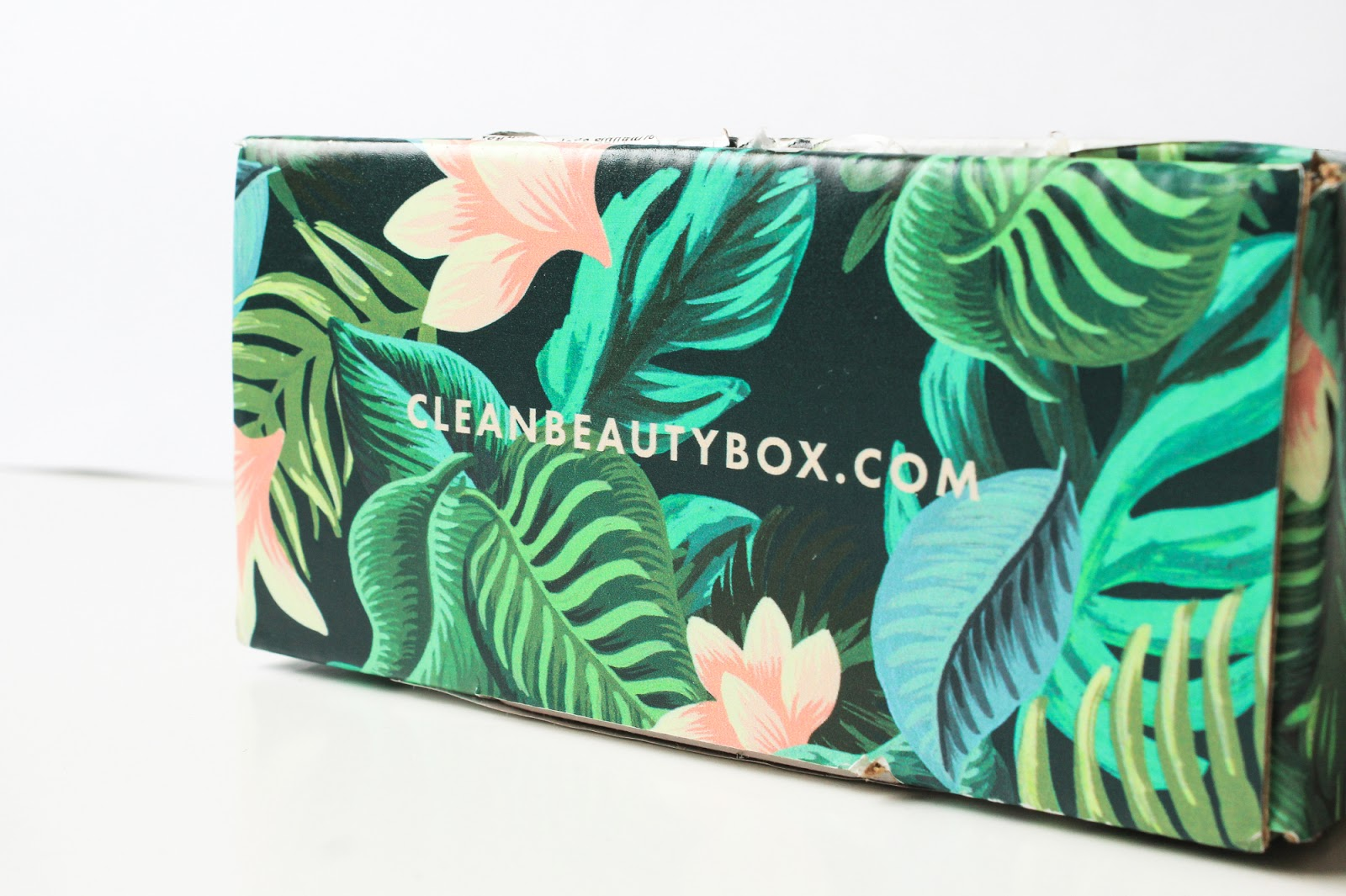 March Clean Beauty Box Indulge Beneath Your Mask new packaging, eco friendly, less waste