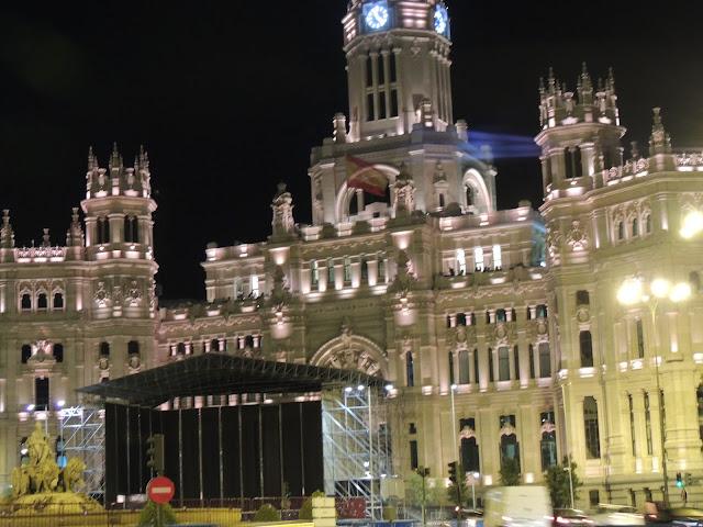 Ven a Madrid a celebrar la Eurocopa 2012