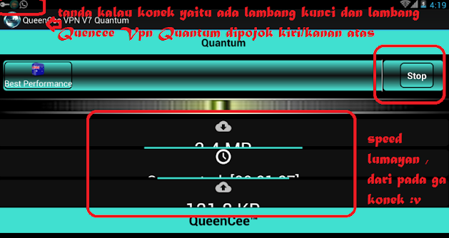 Cara-setting-quence-quantum-vpn-v-7