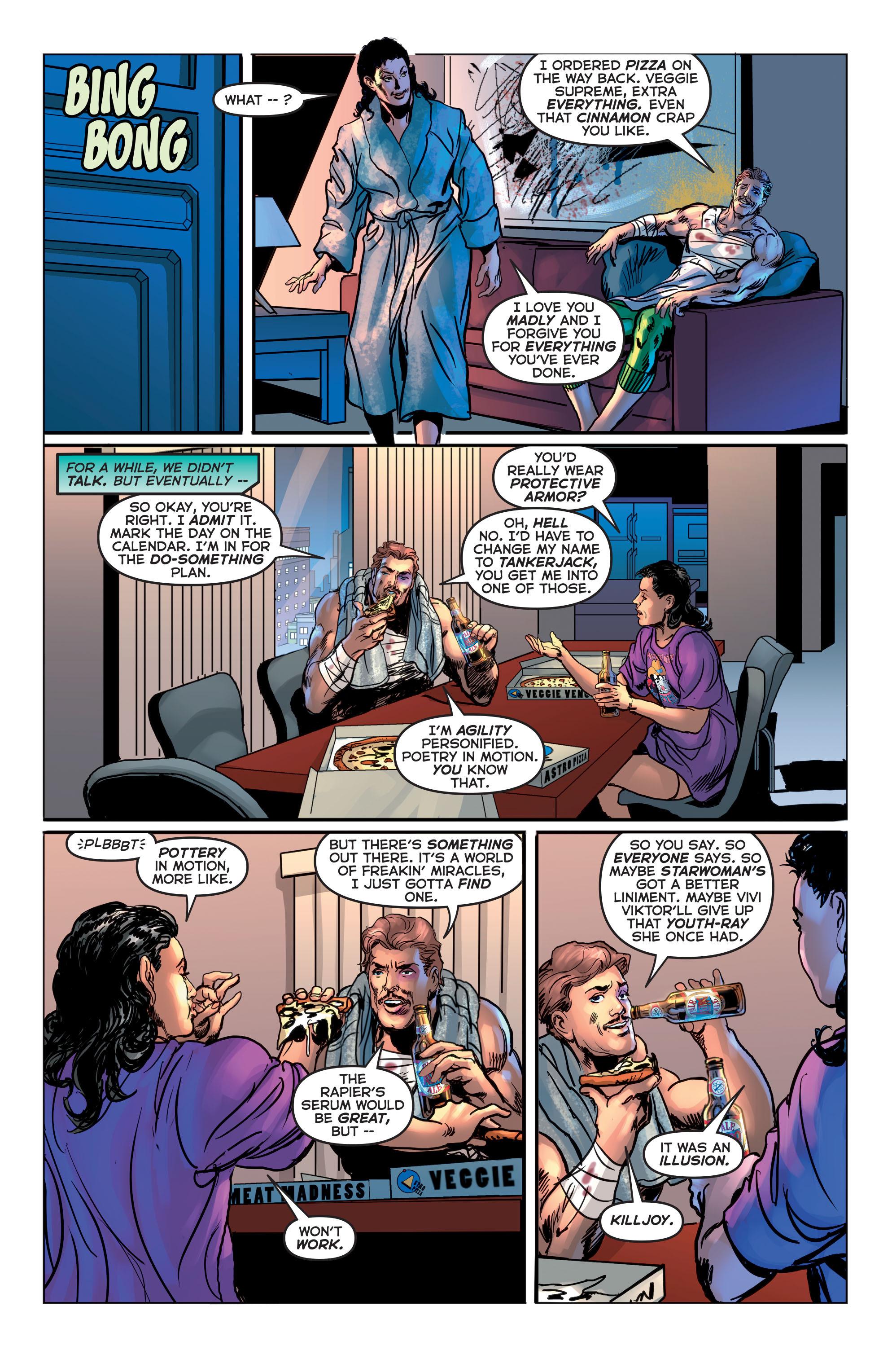 Read online Astro City comic -  Issue #20 - 18