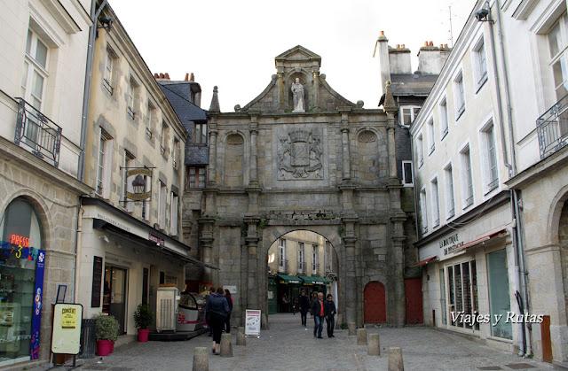Puerta San Vicente Ferrer de Vannes