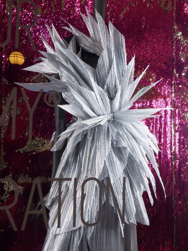 RuPauls Drag Race season 9 sculptural gown