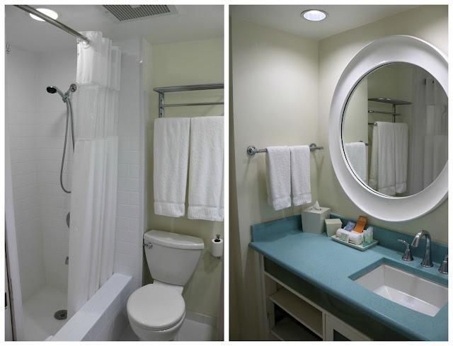Bathroom at Coconut Waikiki Boutique Hotel Hawaii