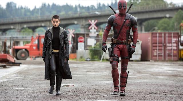 Deadpool tem a maior bilheteria da franquia X-Men