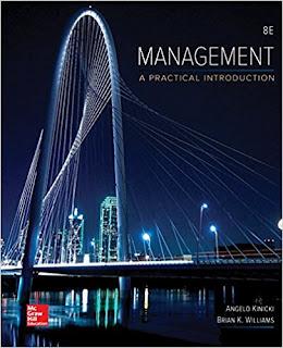 Management Edition 8e Kinicki Test Bank 1