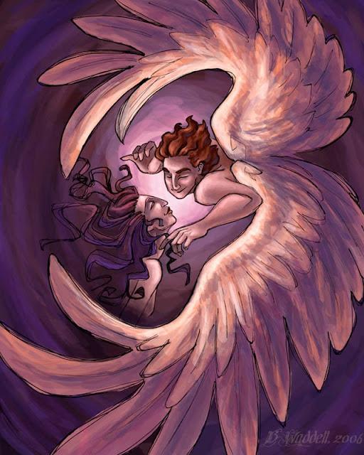 Piękna i Bestia. Eros i Psyche, Zaczarowane Wzgórze, Książę Wilk, męskość, Baśnie na Warsztacie, Mateusz Świstak, opowieści o mężczyznach