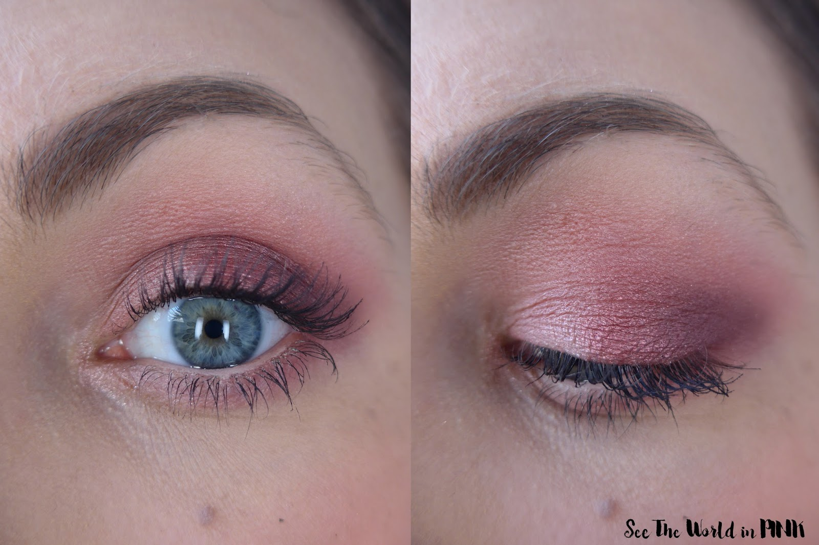 Viseart Petit Pro 2 Eyeshadow Palette - Review, Swatches and Makeup Look!