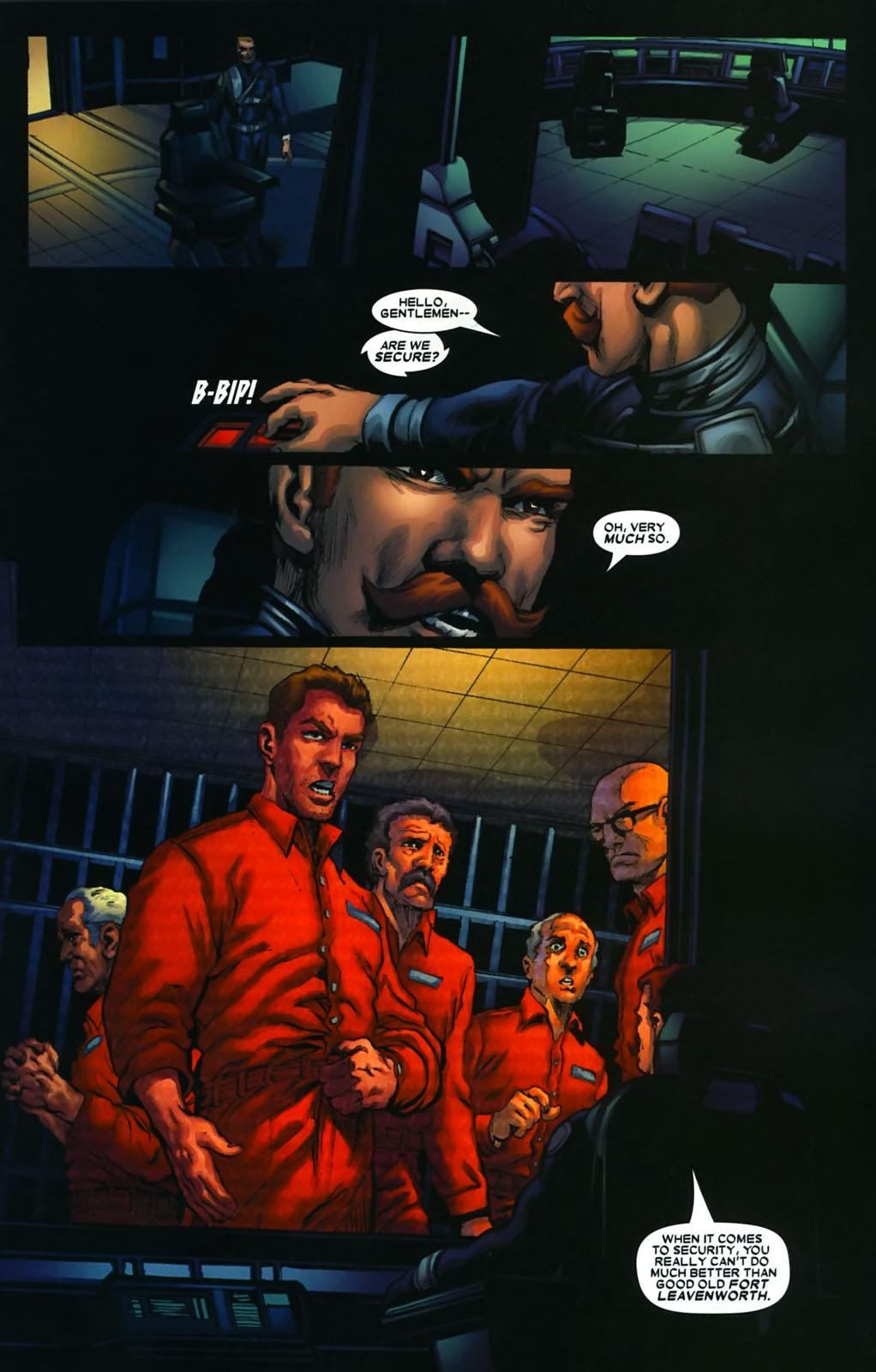 Read online Wolverine (2003) comic -  Issue #39 - 4