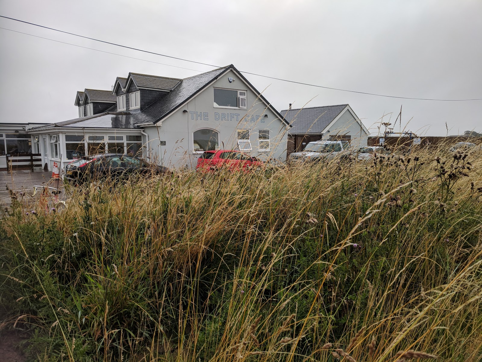 Coastal Adventures in Northumberland with Parkdean Resorts - The Drift Cafe Cresswell