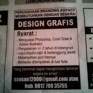 Design Grafis Batam
