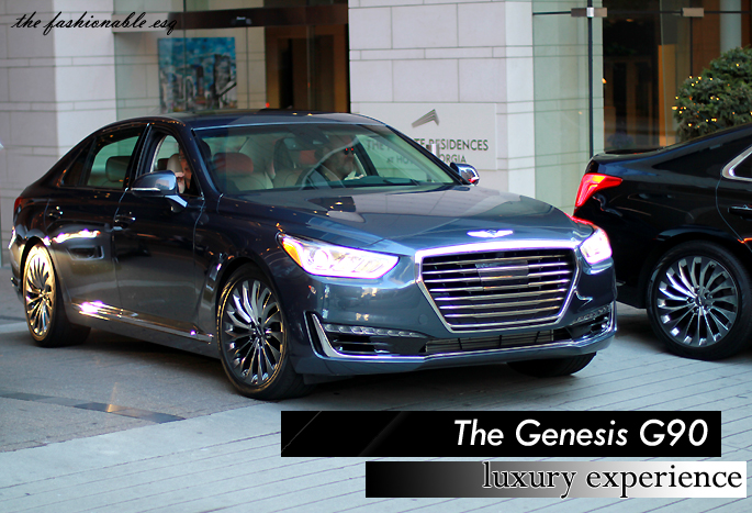 Genesis G90 First Impressions