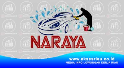Lowongan Naraya Carwash Pekanbaru Januari 2018