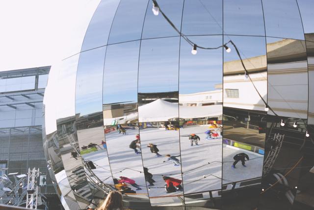Bristol outdoor ice rink