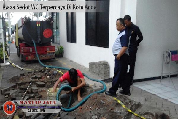 Jasa Sedot Tinja Area Babatan Wiyung Surabaya Harga Murah