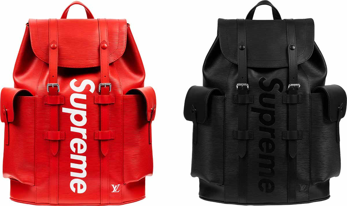 Le novità di Louis Vuitton - #makeityours and Supreme collection