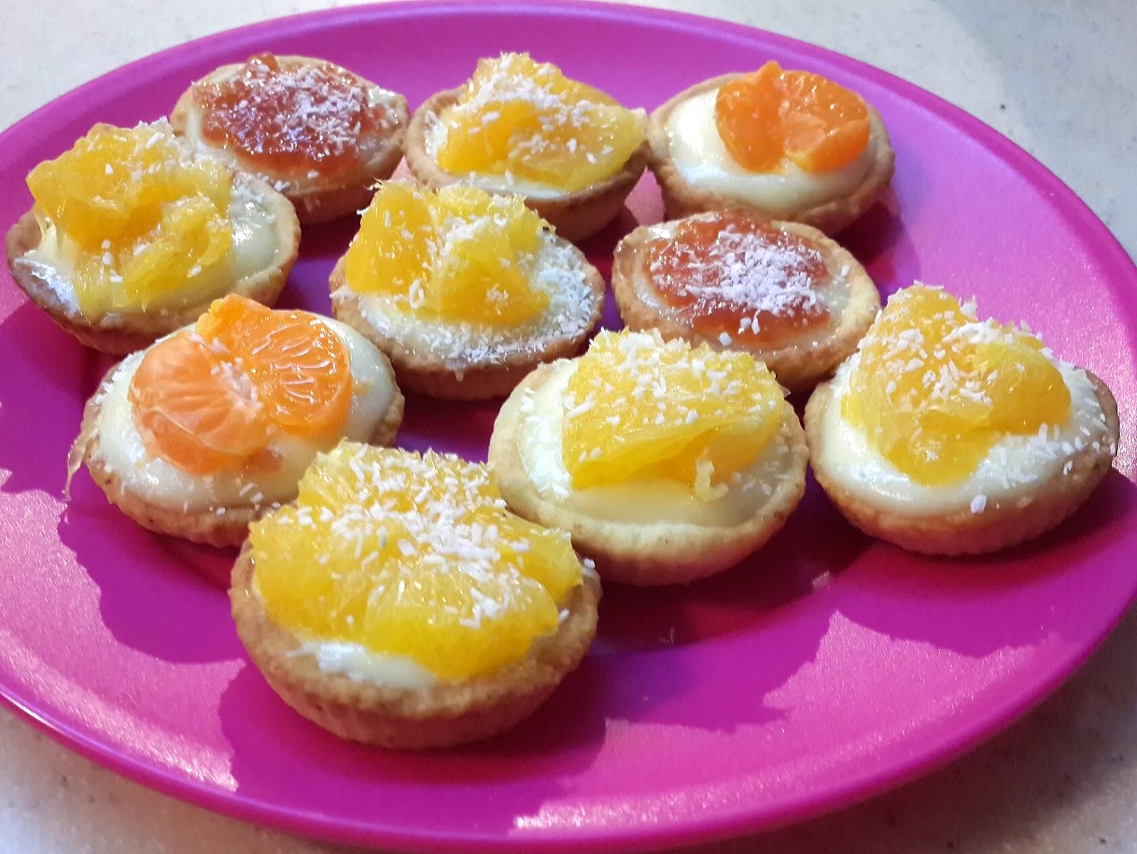 Portakallı Tartolet
