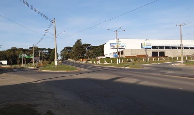 Trevo BR 280 Canoinhas