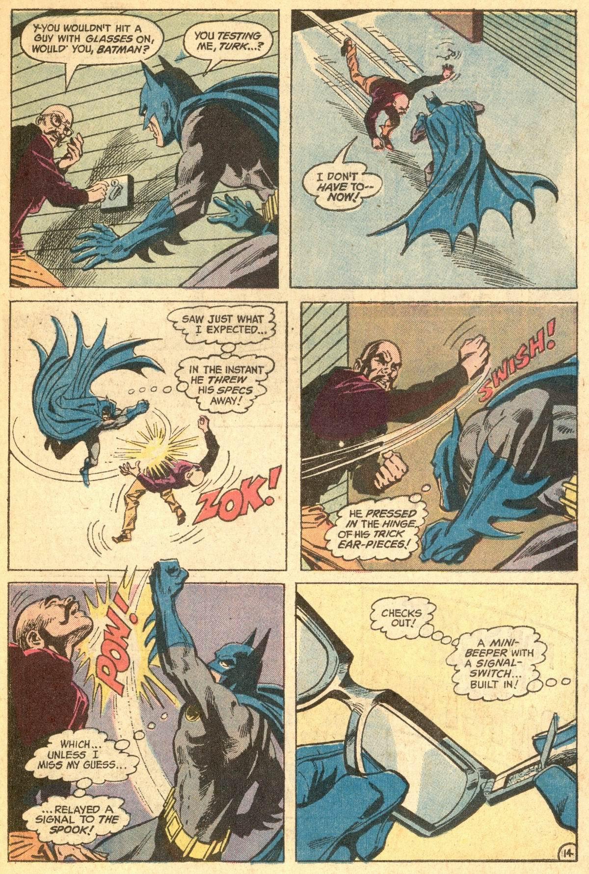 Detective Comics (1937) 434 Page 14