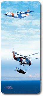 Воздушные суда поиска и спасения на море