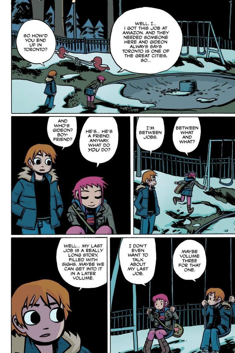Read online Scott Pilgrim comic -  Issue #1 - 81