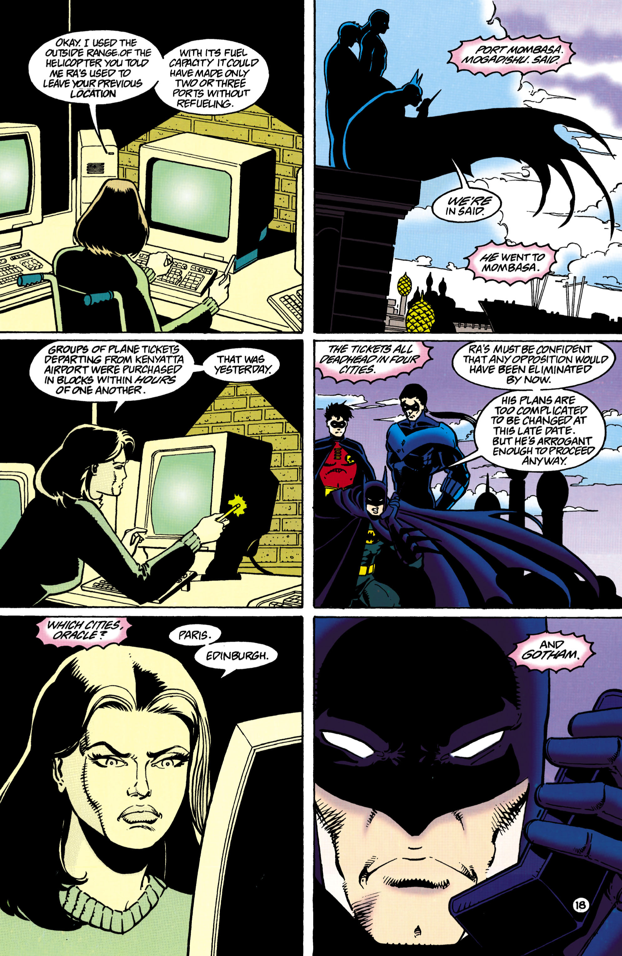 Catwoman (1993) Issue #36 #41 - English 19