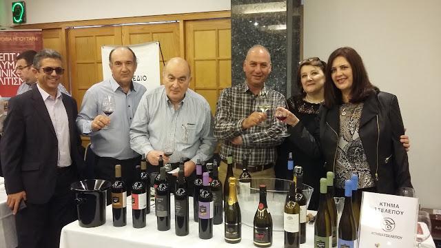 Με επιτυχία το «Peloponnese Wine Festival» στην Λεμεσό