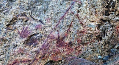 Ancient cave paintings discovered near Palani