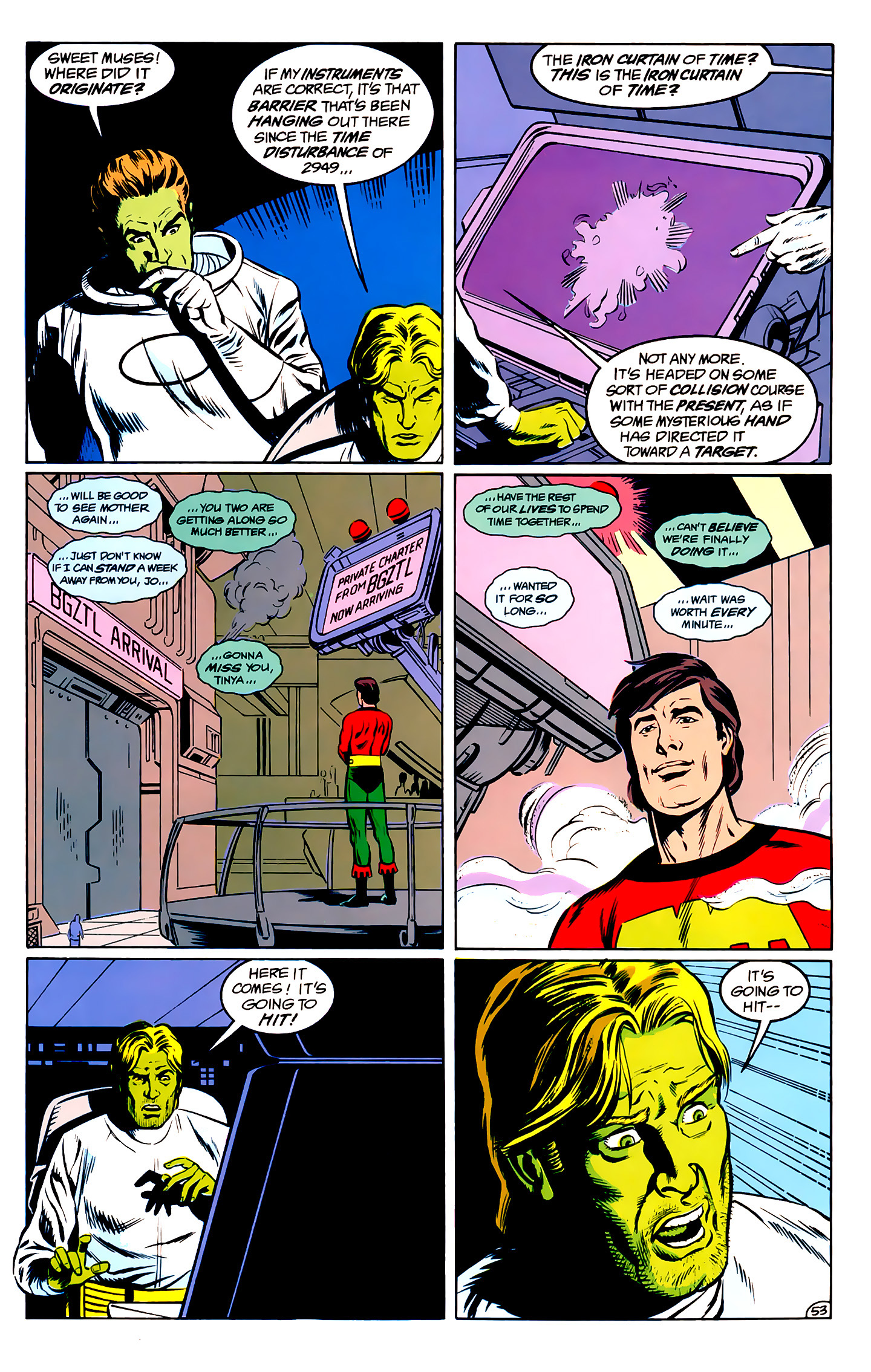 Legion of Super-Heroes (1989) _Annual_1 Page 53