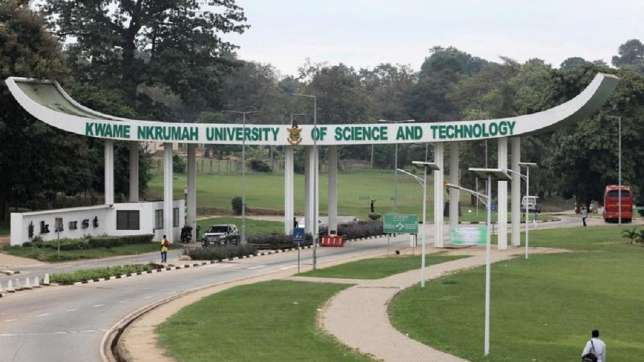 KNUST shut down indefinitely