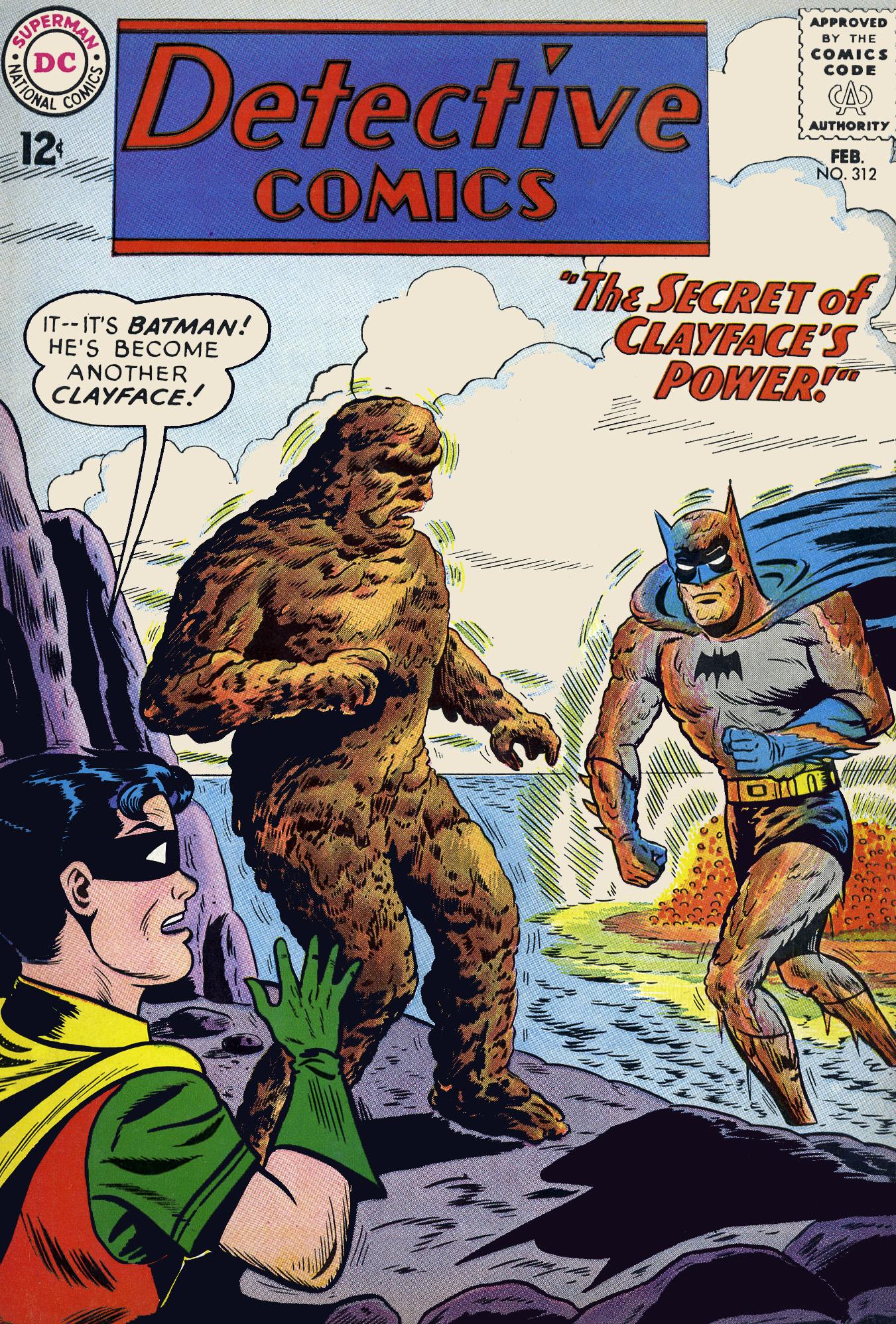 Detective Comics (1937) 312 Page 1