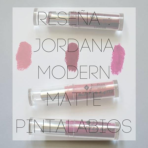 Jordana Modern Matte reseña