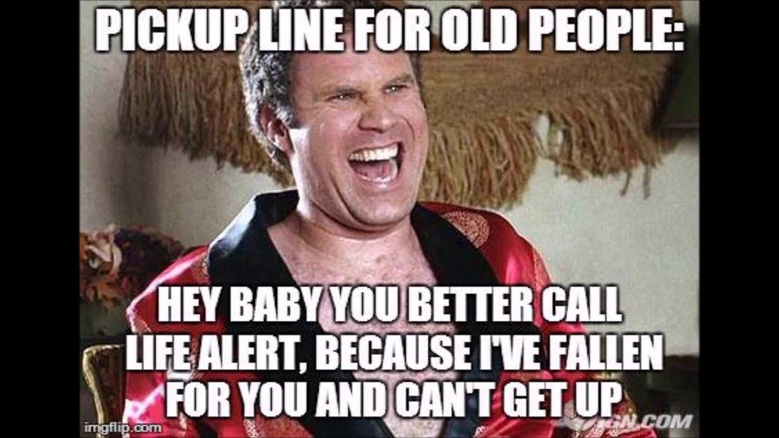 Excited Old People Memes Imgflip