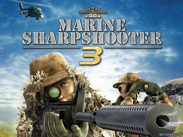 تحميل لعبة القنص Marine Sharpshooter 3 برابط مباشر
