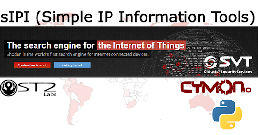 [SIPI] Simple IP Information Tool is out