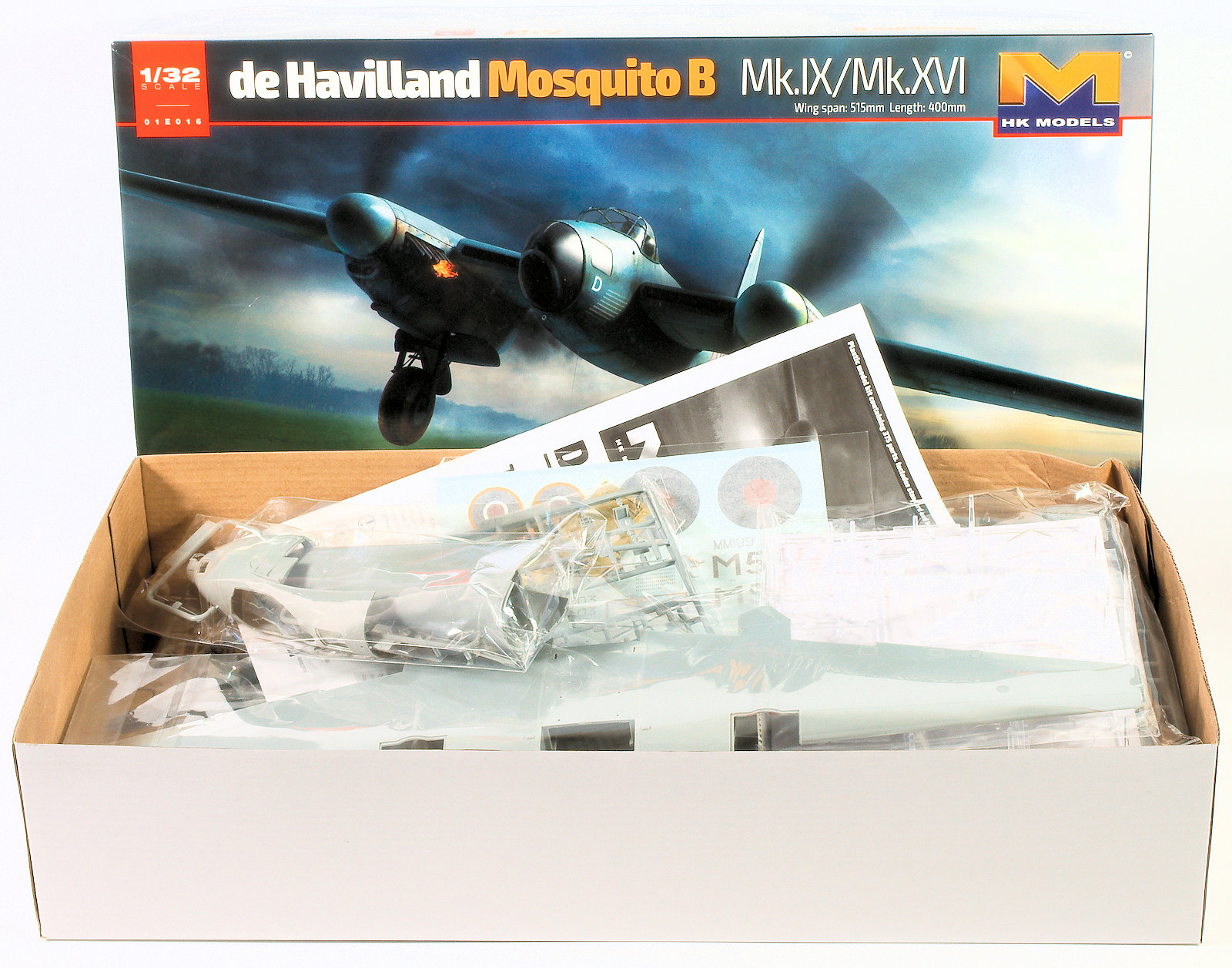 The Modelling News: In-Boxed: Hong Kong Models 1/32nd scale