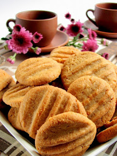 kruche ciasteczka, maslo orzechowe, latwe ciasteczka, swieta, domowe wypieki, smaczna pyza