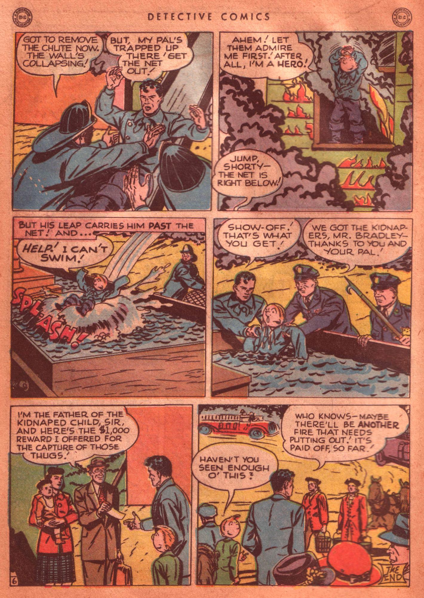 Read online Detective Comics (1937) comic -  Issue #125 - 30