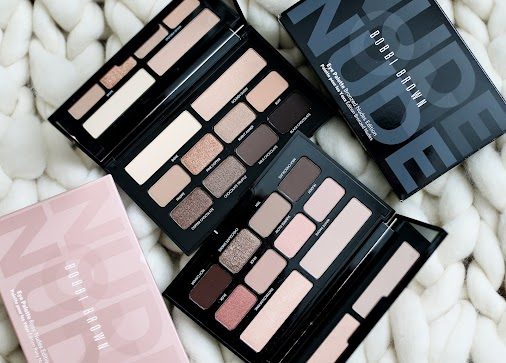 2 Neutral Eyeshadow Palettes To Try For Fall: Bobbi Brown Bronzed Nudes and Rosy Nudes Palettes Bobbi...