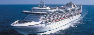 Princes Cruises' Golden Princess to Offer Cruises From Melbourne Australia to New Zealand.