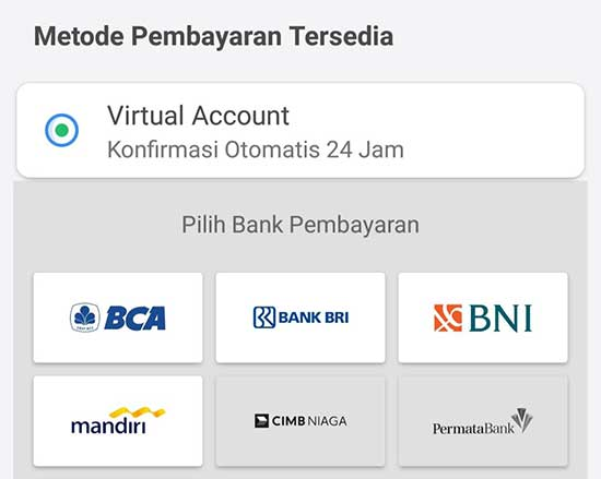 Cara Top Up Saldo Payfazz Via Mandiri Online Emingko Blog