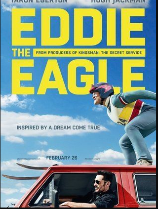 قصة فيلم eddie the eagle - إدي النسر