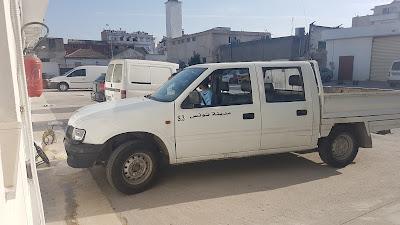 Fourrière automobile à Tunis
