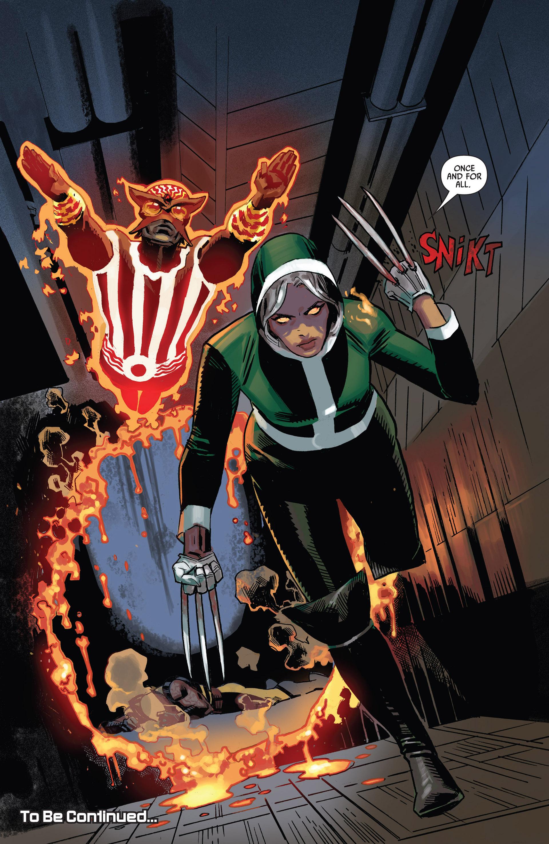 Read online Uncanny Avengers (2012) comic -  Issue #13 - 21