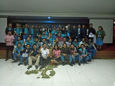 SMK TI Bali Global Denpasar Menjadi Juara Umum Fasttekno 2017